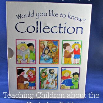 Would You Like to Know? Collection {Book Review}