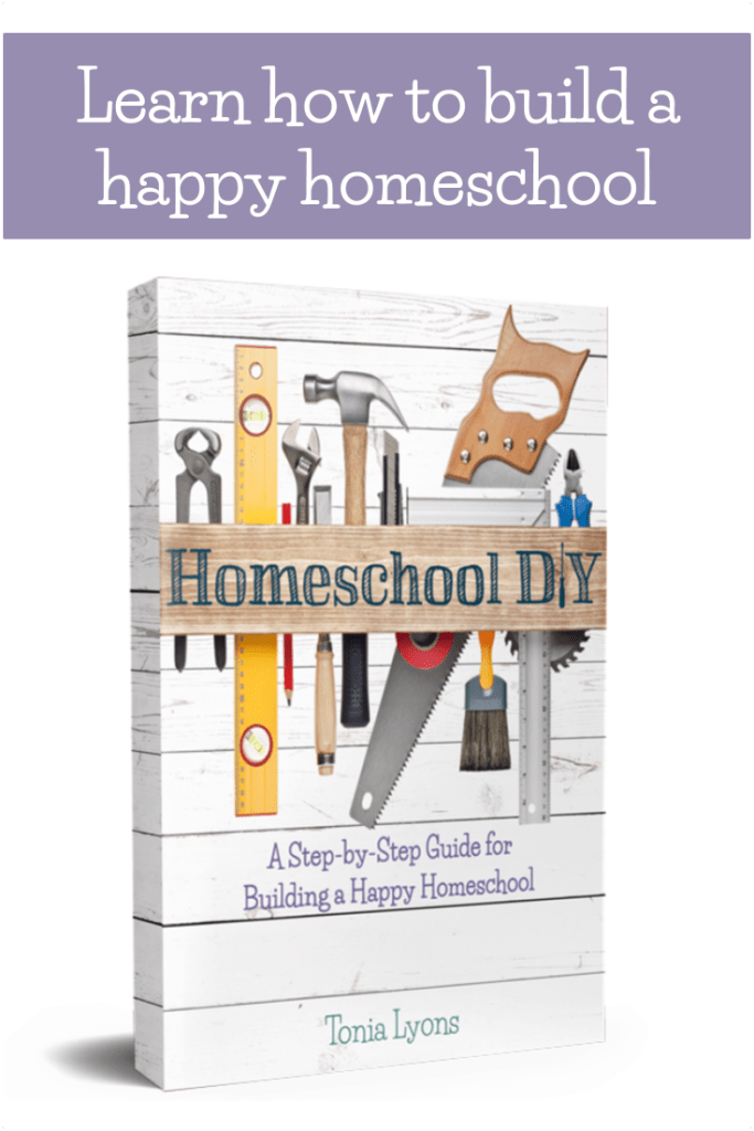 Homeschool DIY | How to Homeschool | ebook + workbook | Build a happy homeschool