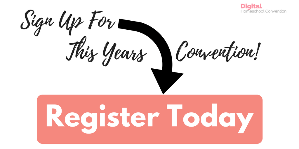 Digital Homeschool Convention 2017 | FREE July 3-9, 2017