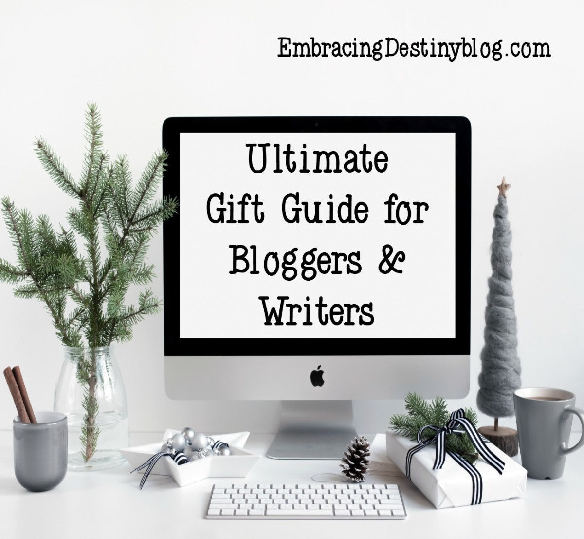 The Ultimate Gift Guide for Bloggers and Writers