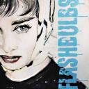 Jeff Schaller, Flashbulbs, 24 x 24 inches, encaustic