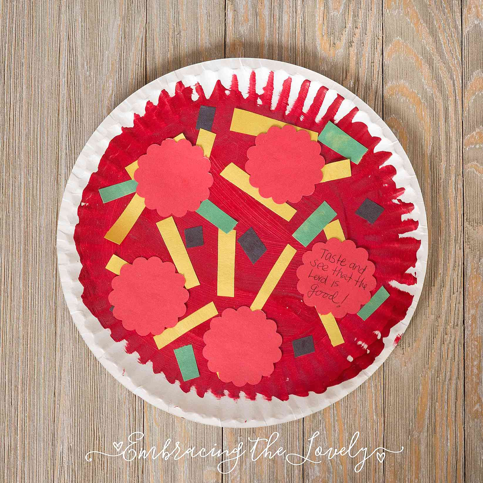 Paper Plate Crafts for Kids & Easy Paper Plate Crafts for Kids +Faith Lessons with Embracing the ...