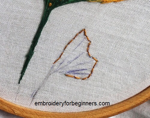 learn how to embroider this pattern