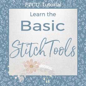 step-two basic FTCU stitch tutorials