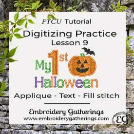 Digitizing Practice Lesson 9