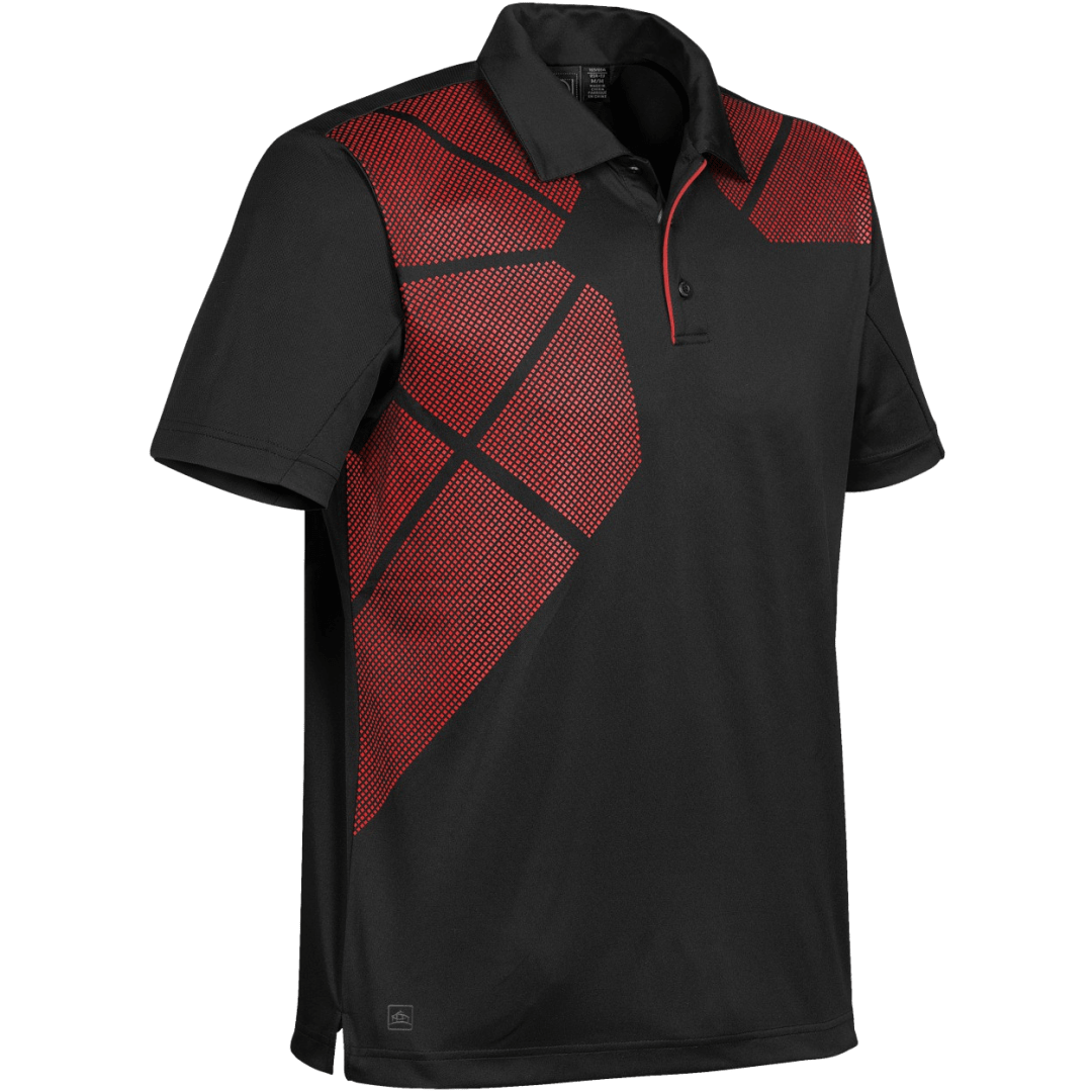 Alcott Embroidery Polos
