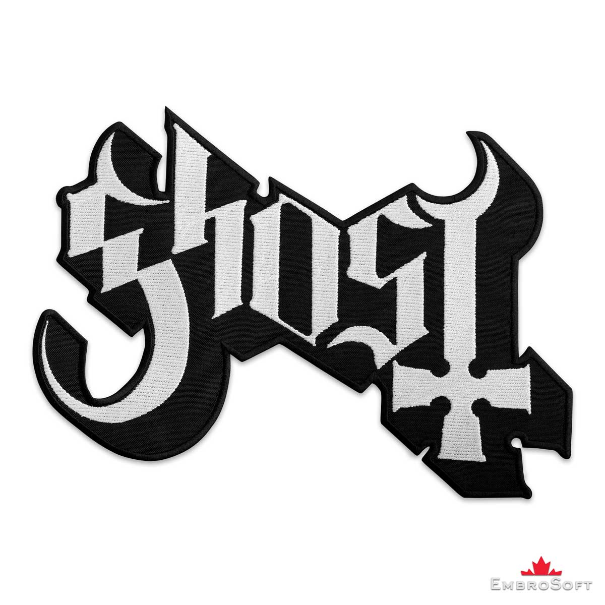 ghost bc logo text