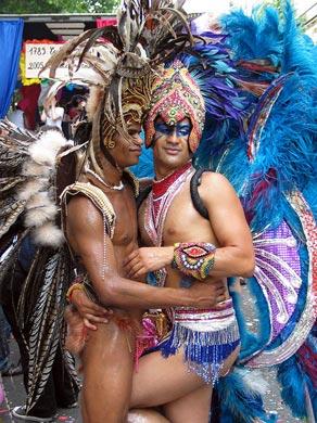 Gay Pride Plumes Homosexuel