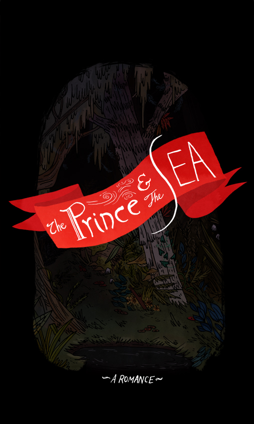 The Prince and the Sea by Emily Carroll