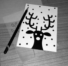 Emma's Rudolf design