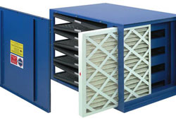 Carbon Filters for removal of odours vapours and gases