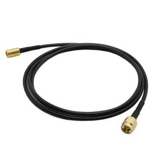 SMA to SMB cable, RG174