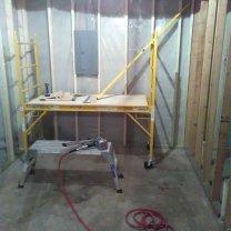 Kitchen Framing Bathroom Finish12