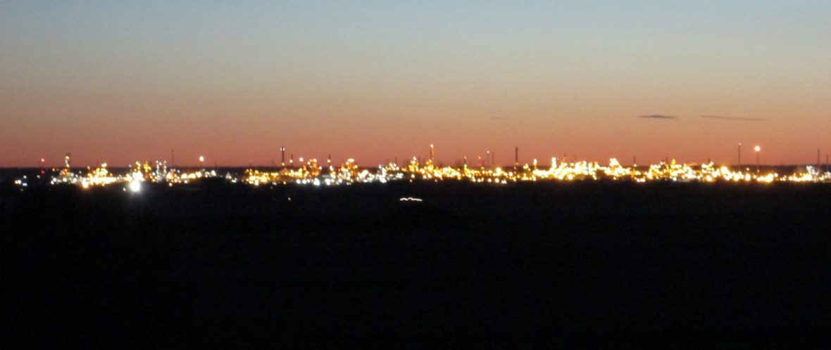 Heartland Industrial Area