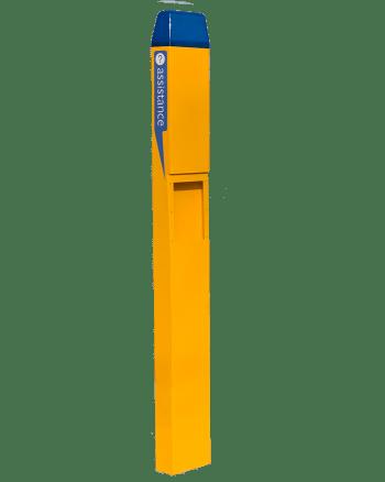 Emergency Phone Pedestal