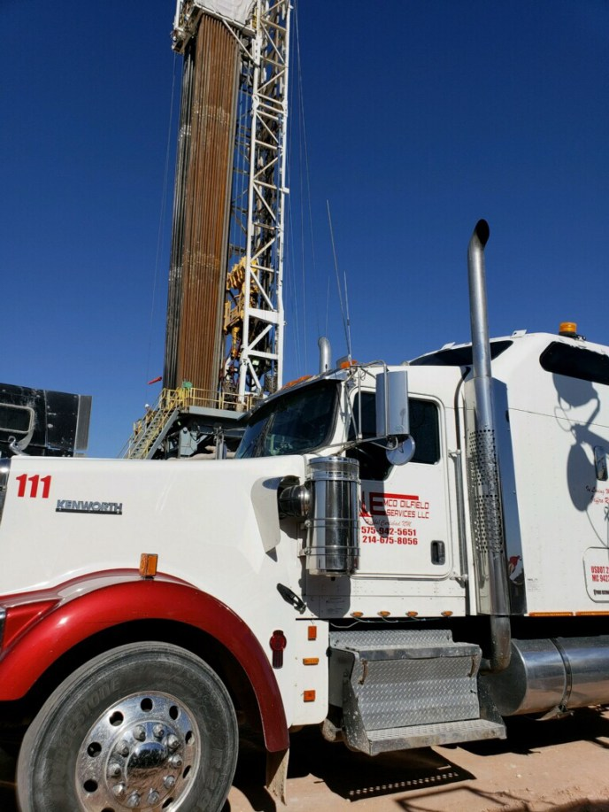 transportation company located in the Permian basin