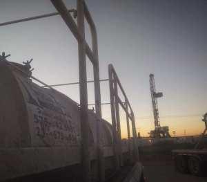 texas oilfield frac tank cleaning
