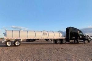 texas oilfield vacuum truck