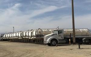 Vac Trucks Permian Basin