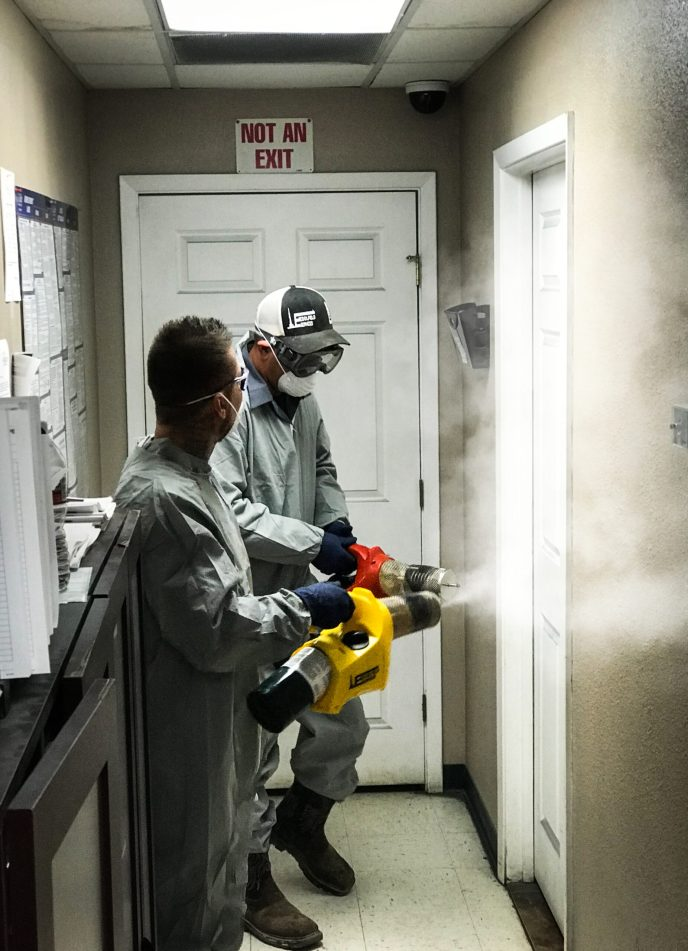 disinfection services in Carlsbad, NM