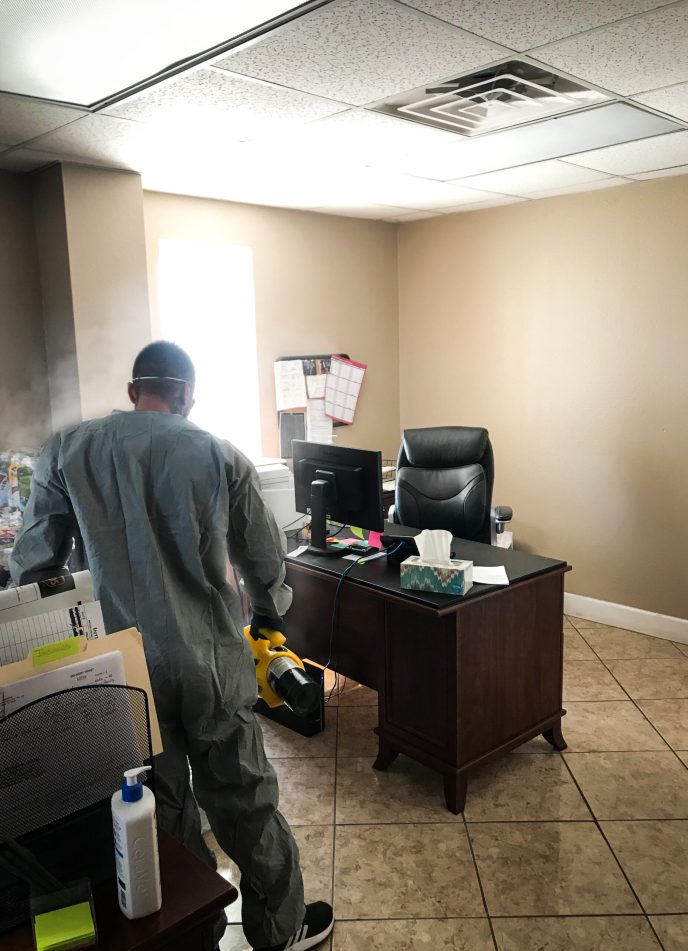 office sanitization carlsbad new mexico