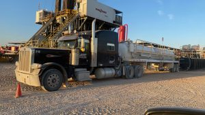Emco Oilfield Services and transportation