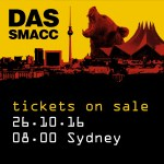 DasSMACC Tickets on Sale this Week