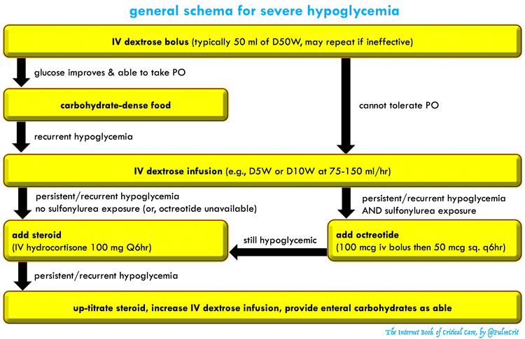 Hypoglycemia Emcrit Project