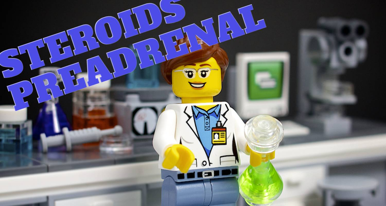 EMCrit Wee - Steroids for Septic Shock -- PRE-ADRENAL