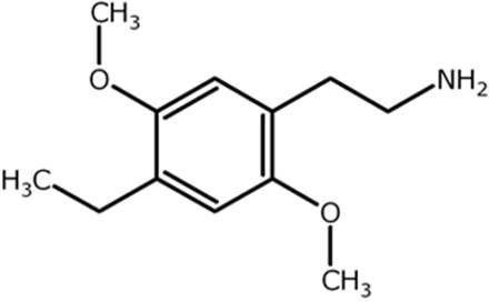 2C-E, a.k.a. 4-ethyl-2,5-dimethoxyphenethylamine