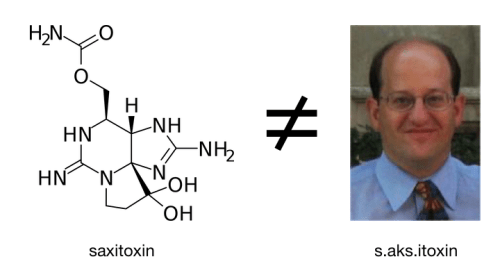Ed (Edgar181) - Own work. https://en.wikipedia.org/wiki/Saxitoxin#/media/File:Saxitoxin_neutral.svg