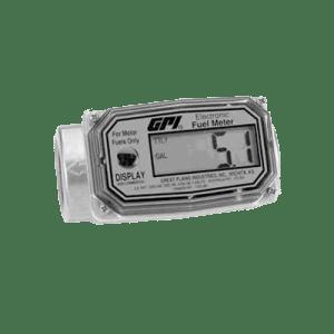 Electronic Fuel Meter