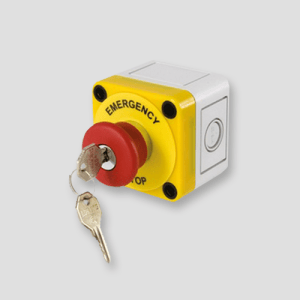 sontay EP-KL Emergency Stop Button Key Lock Mushroom Type