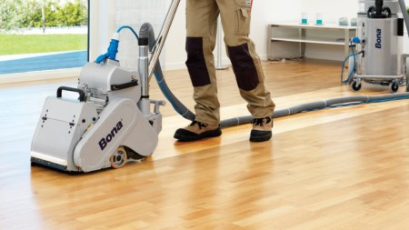 Bona floor belt sander