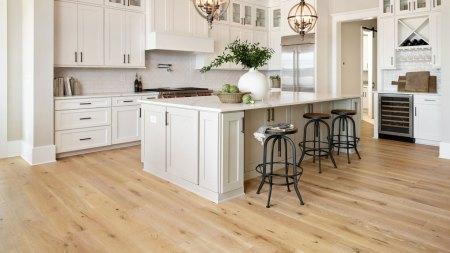 Shaw Castlewood Oak kitchen floor