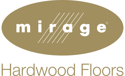 Mirage Hardwood Floors Logo