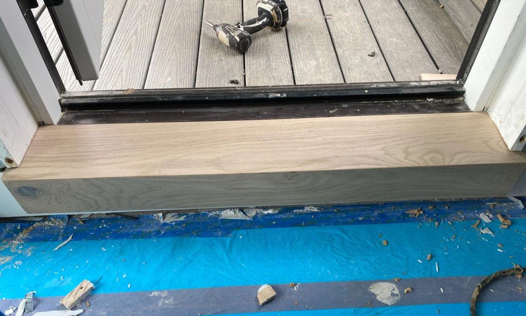 Bridgehampton flooring installation