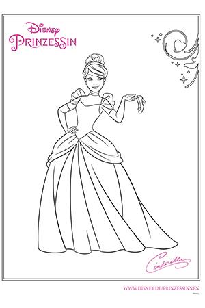 Cinderella DE Disney Prinzessinnen