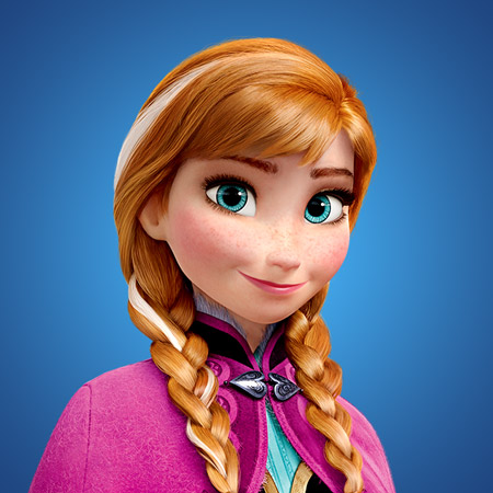 Image result for anna frozen