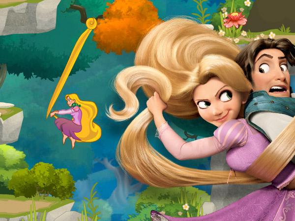 Rapunzel Official Disney Princess Site Disney Uk