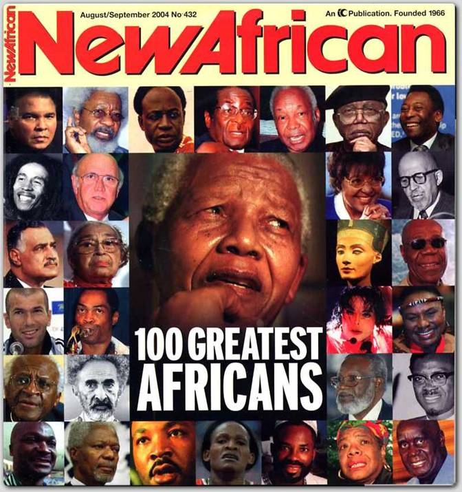 Philip Emeagwali - Among 100 Greatest Africans, New African Magazine