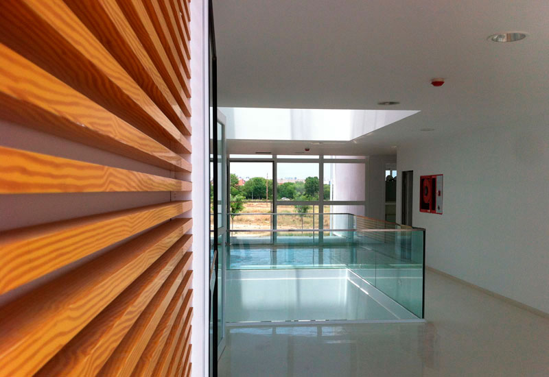 Centro Cívico de Tarragona - Colaboración con Jordí Marcé Arquitectes