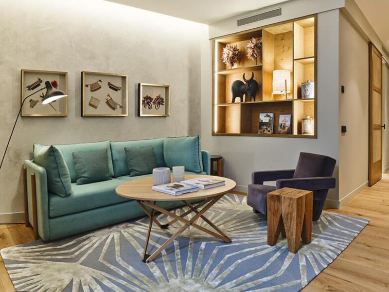 Palacio de Samaniego - Project Management Gestión de compras FF&E- OS&E