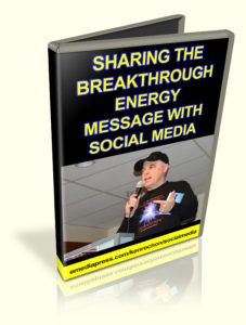 Sharing the Breakthrough Energy Message by Ken Rochon