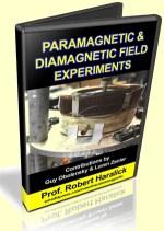 Paramagnetic and Diamagnetic Field Experiments by Professor Robert Haralick, Guy Obolensky & Loren Zanier