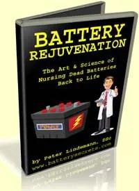 Battery Rejuvenation