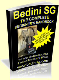 Bedini SG - The Complete Beginner's Guide