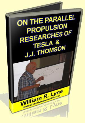 On The Parallel Propulsion Researches of Tesla & JJ Thompson