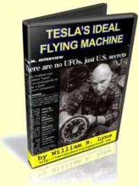 Teslas Ideal Flying Machine