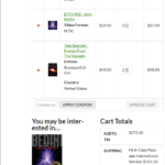 Australia 2 books in cart